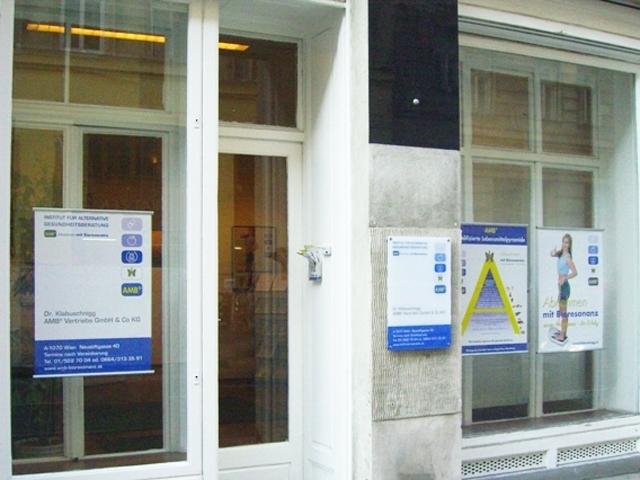 AMB-Institut Dr. Klabuschnigg in 1070 Vienna